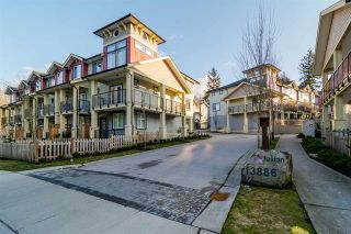 """Photo 2: 9 13886 62 Avenue in Surrey: Sullivan Station Townhouse for sale in """"FUSION BY LAKEWOOD"""" : MLS®# R2140969"""