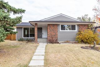 Photo 1: 2728 Cedarbrae Drive SW in Calgary: Cedarbrae Detached for sale : MLS®# A1041072