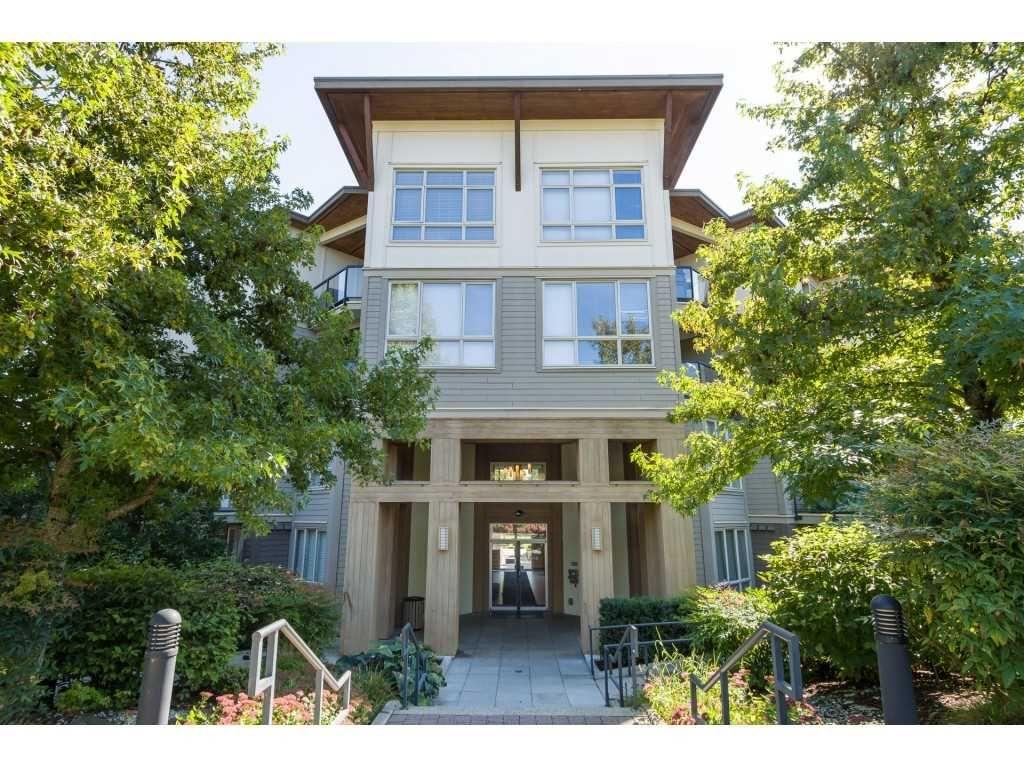 """Main Photo: 104 15918 26 Avenue in Surrey: Grandview Surrey Condo for sale in """"The Morgan"""" (South Surrey White Rock)  : MLS®# R2308493"""
