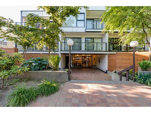 Main Photo: 101 1315 W 7TH AVENUE in : Fairview VW Condo for sale (Vancouver West)  : MLS®# V1124847