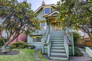 Photo 1: 4214 W 10TH AVENUE in Vancouver: Point Grey House for sale (Vancouver West)  : MLS®# R2506228