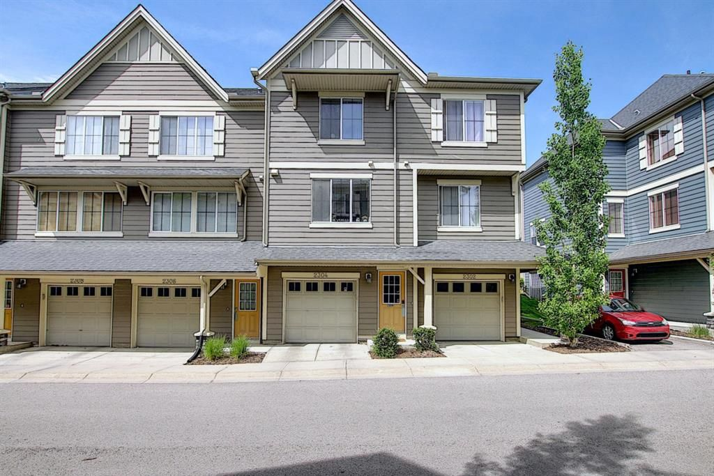 Main Photo: 2304 125 Panatella Way NW in Calgary: Panorama Hills Row/Townhouse for sale : MLS®# A1121817