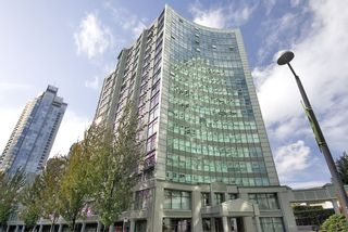 """Photo 1: B1002 1331 HOMER Street in Vancouver: Downtown VW Condo for sale in """"PACIFIC POINT"""" (Vancouver West)  : MLS®# V815748"""