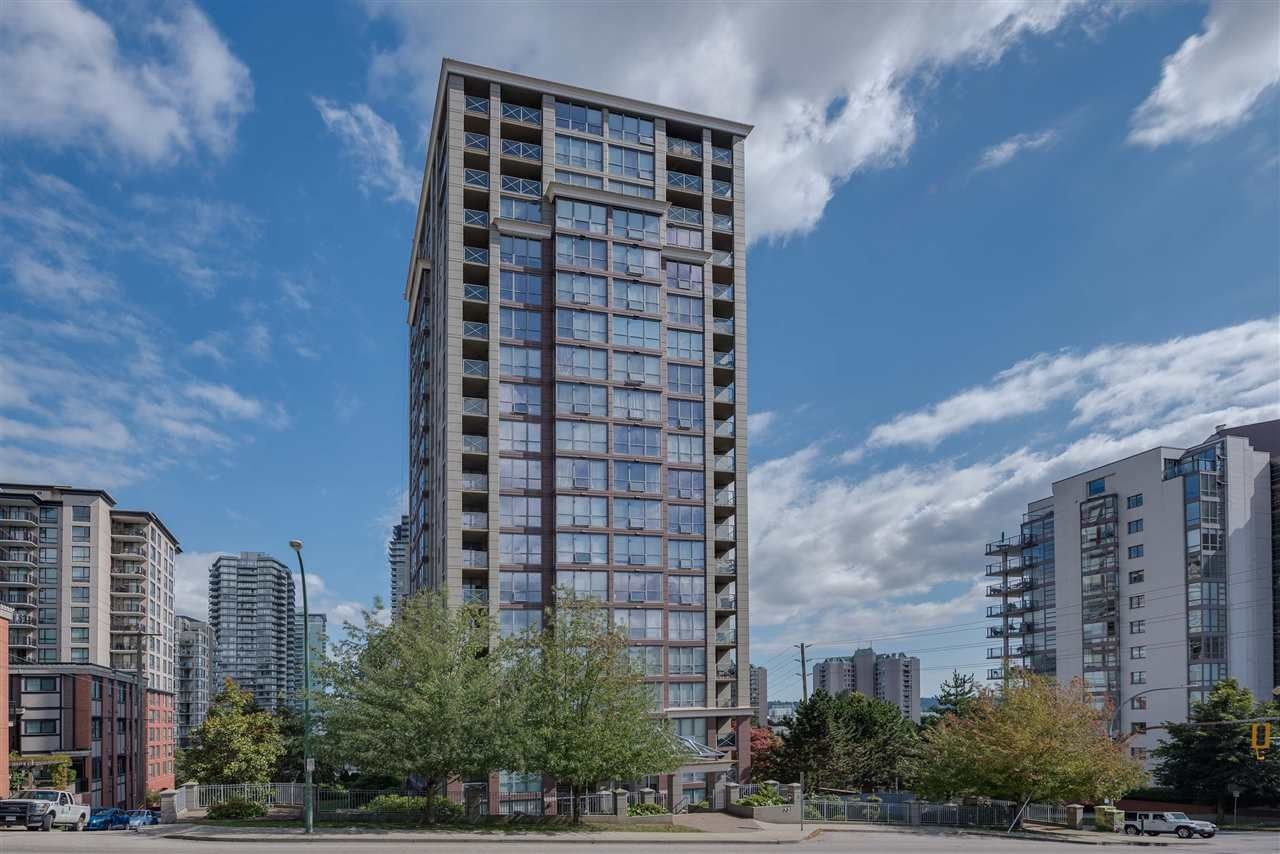 "Main Photo: 703 850 ROYAL Avenue in New Westminster: Downtown NW Condo for sale in ""The Royalton"" : MLS®# R2541253"