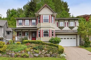 """Photo 1: 35679 TIMBERLANE Drive in Abbotsford: Abbotsford East House for sale in """"MOUNTAIN VILLAGE"""" : MLS®# R2393387"""