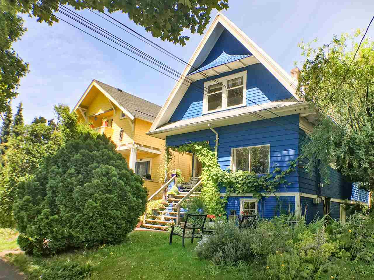 Main Photo: 809 E 24TH Avenue in Vancouver: Fraser VE House for sale (Vancouver East)  : MLS®# R2482539