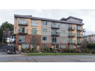 Photo 1: 306 356 E Gorge Rd in VICTORIA: Vi Burnside Condo for sale (Victoria)  : MLS®# 693005