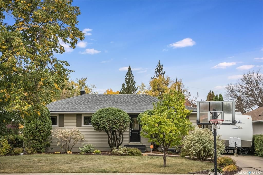 Main Photo: 2602 CUMBERLAND Avenue South in Saskatoon: Adelaide/Churchill Residential for sale : MLS®# SK871890