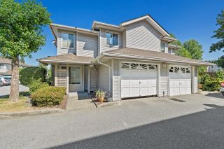 """Photo 1: 22 12188 HARRIS Road in Pitt Meadows: Central Meadows Townhouse for sale in """"WATERFORD PLACE"""" : MLS®# R2599619"""