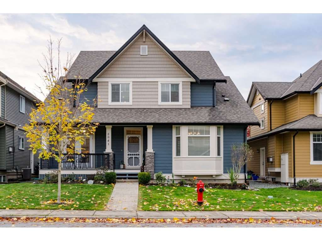 """Main Photo: 5041 223 Street in Langley: Murrayville House for sale in """"Hillcrest"""" : MLS®# R2517822"""