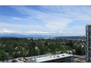 """Photo 8: 1804 615 BELMONT Street in New Westminster: Uptown NW Condo for sale in """"BELMONT TOWERS"""" : MLS®# V1072992"""
