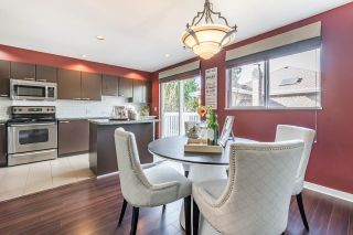 """Photo 4: 3 7533 HEATHER Street in Richmond: McLennan North Townhouse for sale in """"HEATHER GREENE"""" : MLS®# R2150144"""