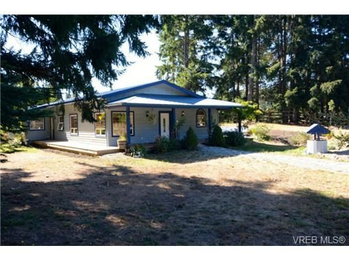 Main Photo: 328 Blackburn Rd in SALT SPRING ISLAND: GI Salt Spring House for sale (Gulf Islands)  : MLS®# 740494
