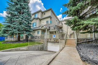 Photo 2: 203 628 56 Avenue SW in Calgary: Windsor Park Row/Townhouse for sale : MLS®# A1129411