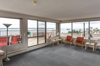 """Photo 20: 602 555 13TH Street in West Vancouver: Ambleside Condo for sale in """"Parkview Tower"""" : MLS®# R2591650"""