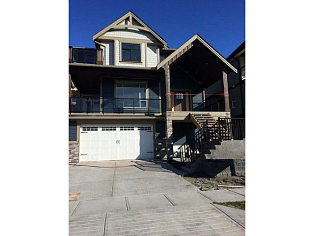"""Main Photo: 3521 GALLOWAY Avenue in Coquitlam: Burke Mountain House for sale in """"BURKE MOUNTAIN"""" : MLS®# V1102457"""