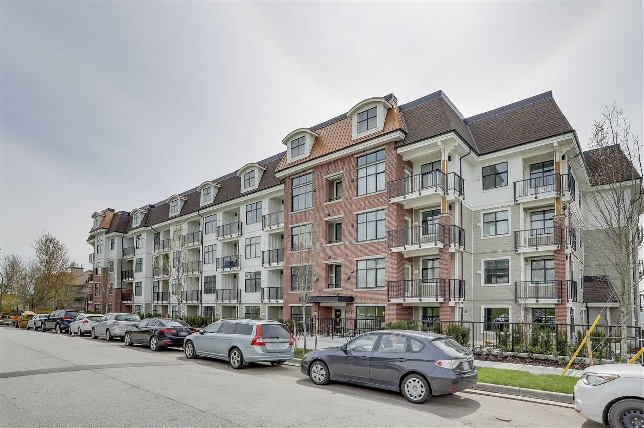 Main Photo: 407 828 GAUTHIER AVENUE in Coquitlam: Coquitlam West Condo for sale : MLS®# R2259966
