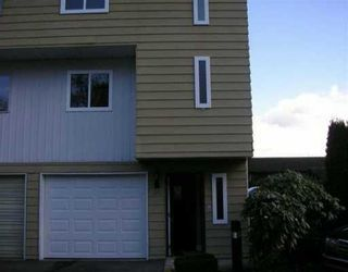 """Photo 1: 20 5330 BROADWAY BB in Burnaby: Parkcrest Townhouse for sale in """"CREEKSIDE MANOR"""" (Burnaby North)  : MLS®# V643083"""
