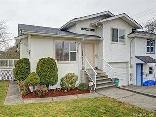 Photo 1: 295 Nicola Pl in VICTORIA: SW Tillicum Half Duplex for sale (Saanich West)  : MLS®# 749640