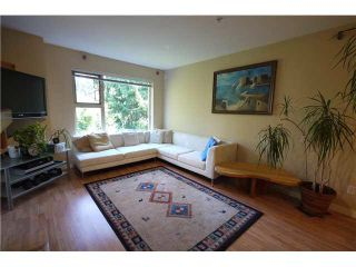 Photo 2: 317 808 Sangster Place in New Westminster: The Heights NW Condo for sale : MLS®# V1130787