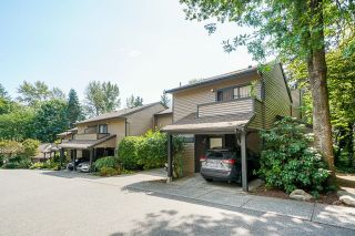 """Photo 33: 8574 WILDERNESS Court in Burnaby: Forest Hills BN Townhouse for sale in """"Simon Fraser Village"""" (Burnaby North)  : MLS®# R2614929"""