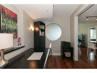 """Photo 8: 504 1478 W HASTINGS Street in Vancouver: Coal Harbour Condo for sale in """"DOCKSIDE"""" (Vancouver West)  : MLS®# V1135997"""