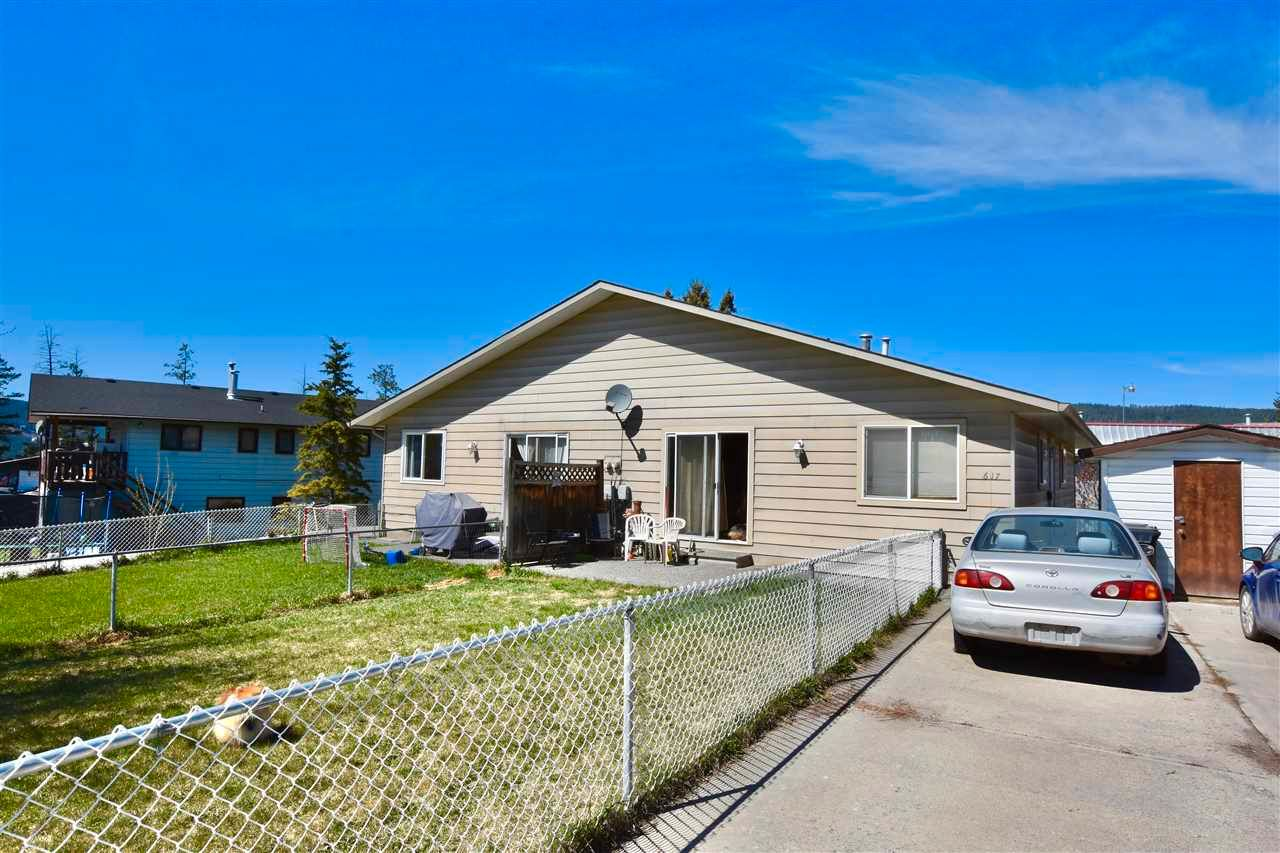 Main Photo: 615-617 ATWOOD PLACE: Williams Lake - City Duplex for sale (Williams Lake (Zone 27))  : MLS®# R2573829