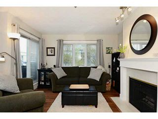 """Photo 3: 213 643 W 7TH Avenue in Vancouver: Fairview VW Townhouse for sale in """"THE COURTYARDS"""" (Vancouver West)  : MLS®# V1059098"""
