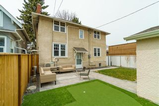 Photo 41: 150 Queenston Street in Winnipeg: River Heights North Residential for sale (1C)  : MLS®# 202110519