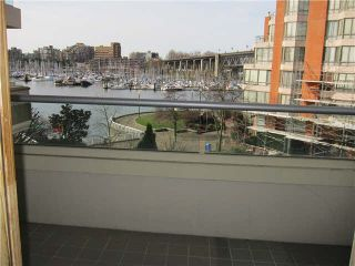 """Photo 12: 401 1600 HORNBY Street in Vancouver: Yaletown Condo for sale in """"YACHT HARBOUR POINTE"""" (Vancouver West)  : MLS®# V1109177"""