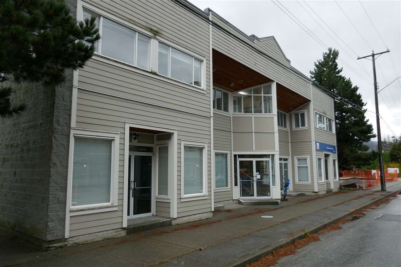 Main Photo: 38026 SECOND Avenue in Squamish: Downtown SQ Office for sale : MLS®# C8037489