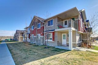 Main Photo: 1508 250 SAGE VALLEY Road NW in Calgary: Sage Hill Row/Townhouse for sale : MLS®# A1144659