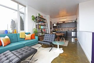 Photo 2: 201 Carlaw Ave Unit #803 in Toronto: South Riverdale Condo for sale (Toronto E01)  : MLS®# E3697756