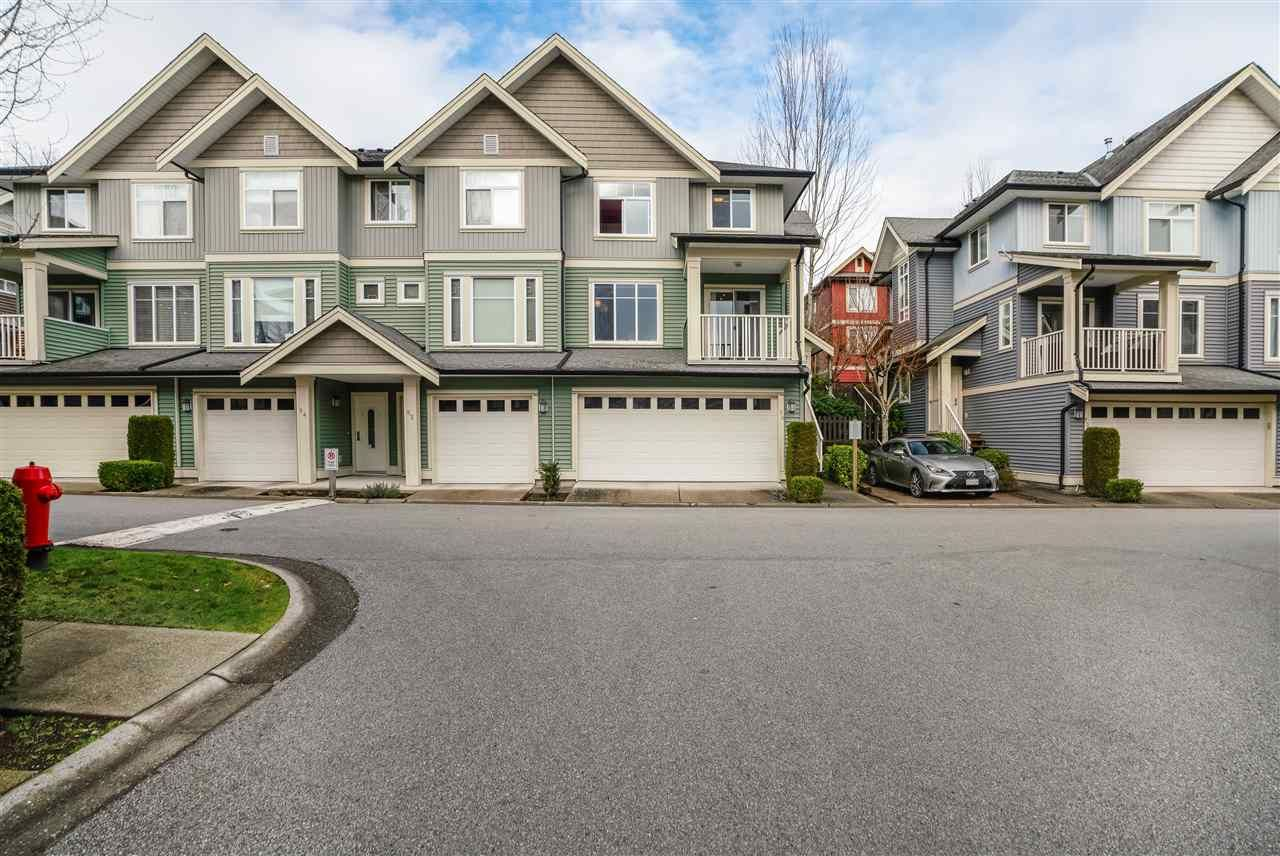 "Main Photo: 66 6575 192 Street in Surrey: Clayton Townhouse for sale in ""IXIA"" (Cloverdale)  : MLS®# R2534902"