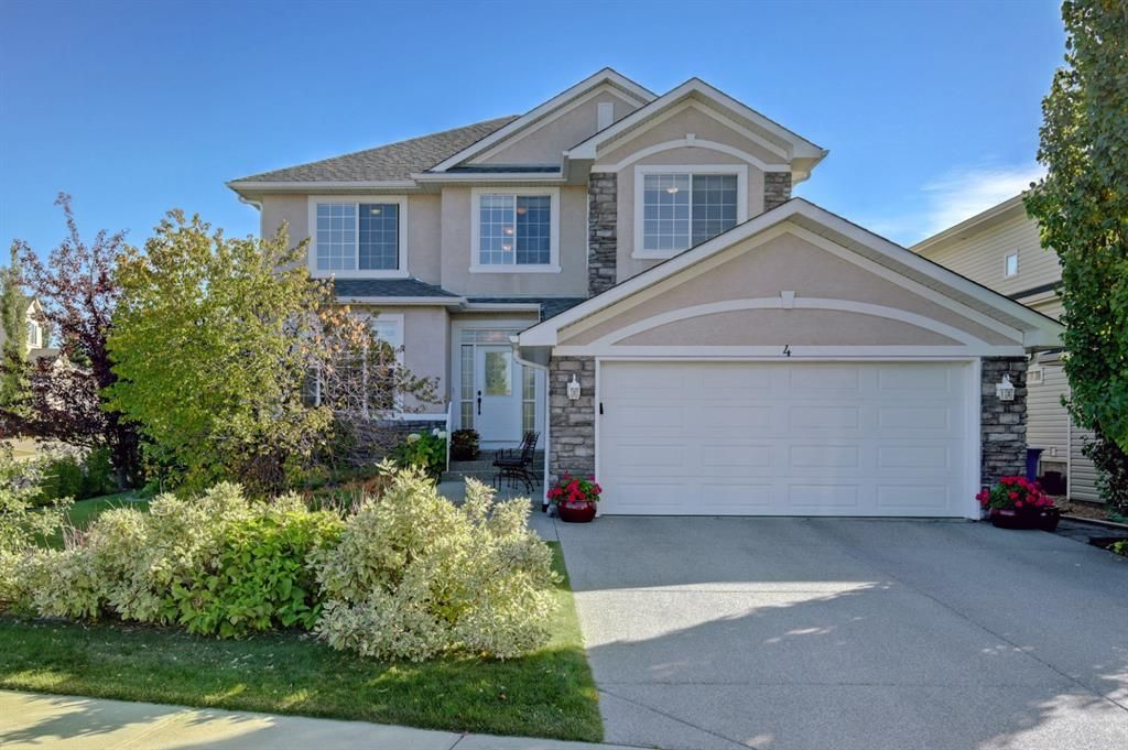 Main Photo: 4 Simcoe Close SW in Calgary: Signal Hill Detached for sale : MLS®# A1038426