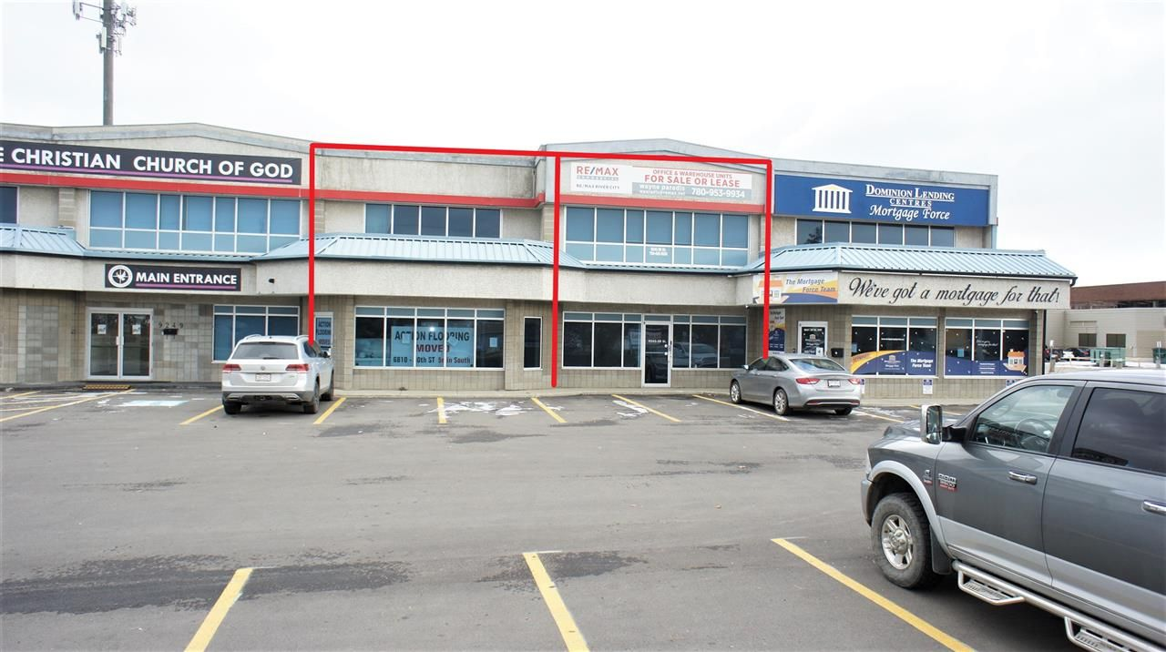 Photo 3: Photos: 9245 50 Street NW in Edmonton: Zone 42 Industrial for sale or lease : MLS®# E4185359