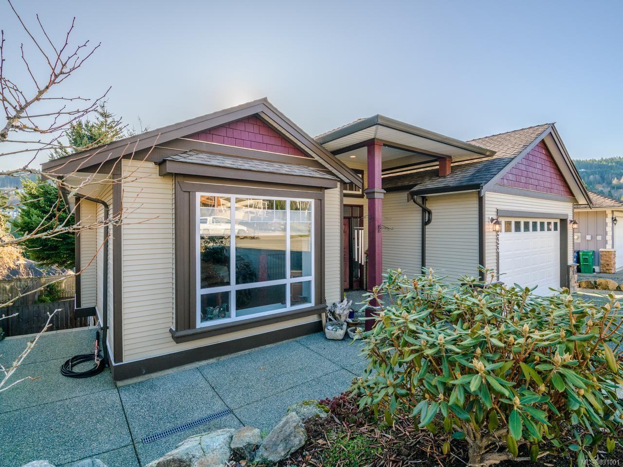 Main Photo: 4933 Ney Dr in NANAIMO: Na North Nanaimo House for sale (Nanaimo)  : MLS®# 831001