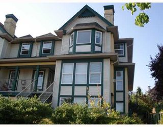 Photo 1: 3 1135 CARTIER Avenue in Coquitlam: Maillardville Townhouse for sale : MLS®# V785308