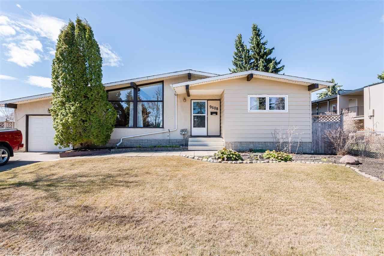 Main Photo: 9608 SHERRIDON Drive: Fort Saskatchewan House for sale : MLS®# E4242850