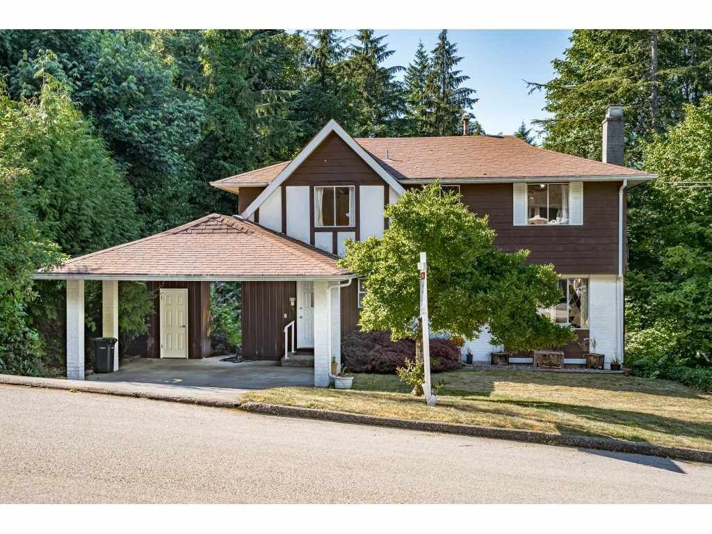 Main Photo: 914 FRESNO PLACE in Coquitlam: Harbour Place House for sale : MLS®# R2483621