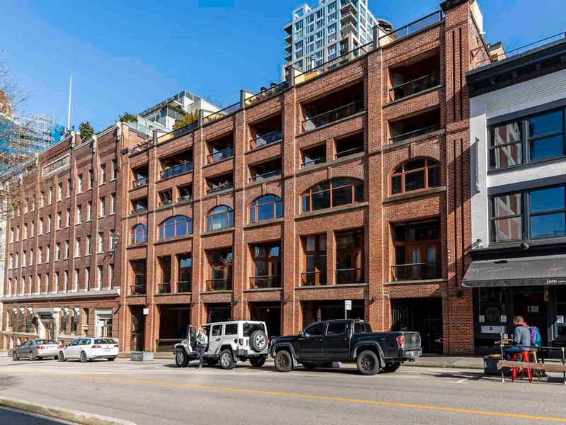 FEATURED LISTING: 5-2 - 550 BEATTY Street Vancouver
