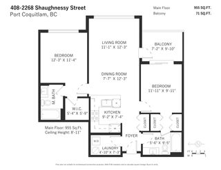 Photo 18: 408 2268 SHAUGHNESSY STREET in Port Coquitlam: Central Pt Coquitlam Condo for sale : MLS®# R2509920