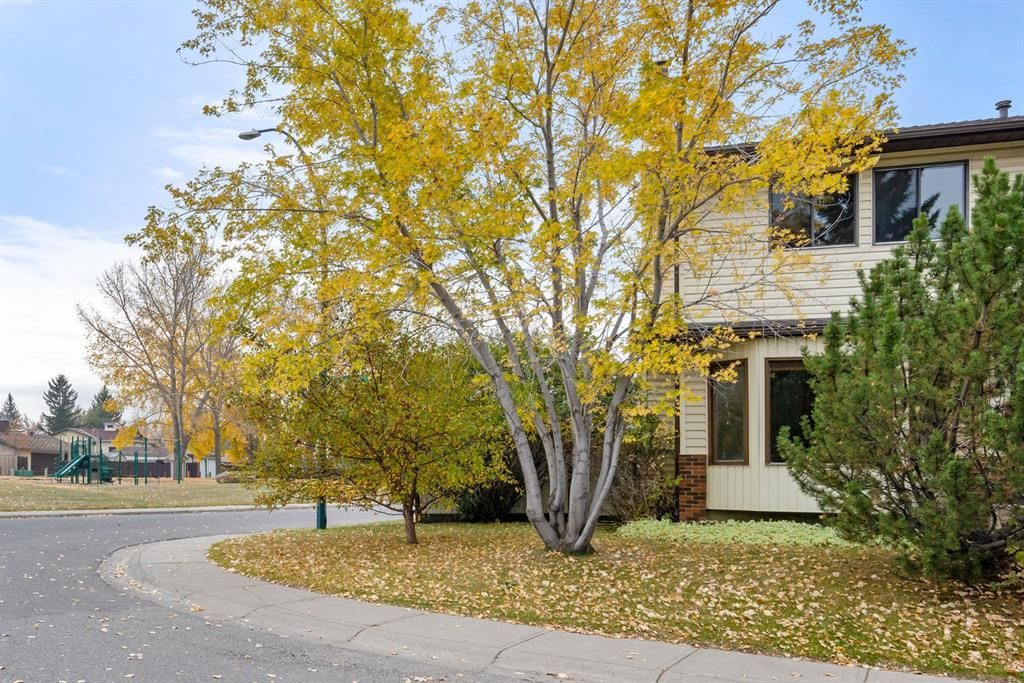 Main Photo: 1 Abberfield Crescent NE in Calgary: Abbeydale Semi Detached for sale : MLS®# A1152699