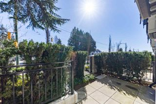 "Photo 3: 7801 OAK Street in Vancouver: Marpole Townhouse for sale in ""OAK + PARK"" (Vancouver West)  : MLS®# R2561289"