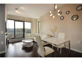 """Photo 1: 602 2345 MADISON Avenue in Burnaby: Brentwood Park Condo for sale in """"OMA"""" (Burnaby North)  : MLS®# V916643"""
