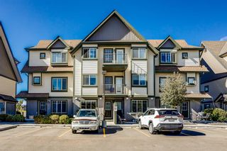 Photo 1: 608 121 Copperpond Common SE in Calgary: Copperfield Row/Townhouse for sale : MLS®# A1147160