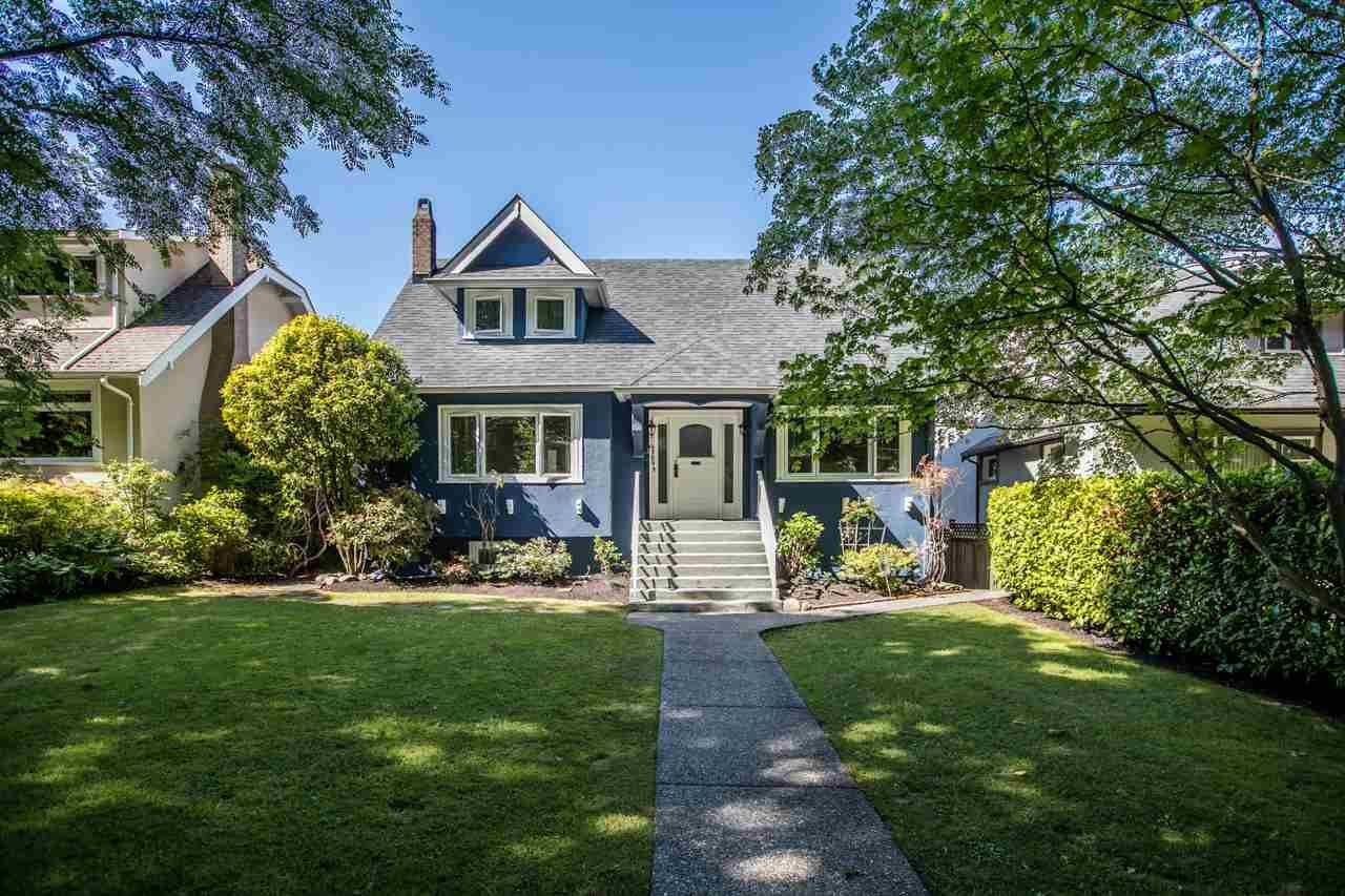 Main Photo: 4069 W 14TH AVENUE in Vancouver: Point Grey House for sale (Vancouver West)  : MLS®# R2074446