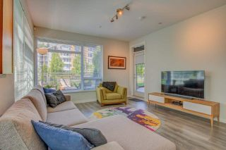 """Photo 3: 108 3289 RIVERWALK Avenue in Vancouver: South Marine Condo for sale in """"R&R"""" (Vancouver East)  : MLS®# R2578350"""