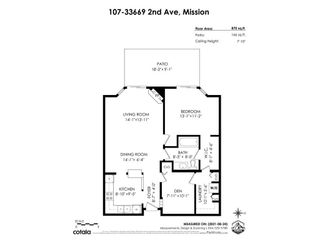 """Photo 29: 107 33669 2ND Avenue in Mission: Mission BC Condo for sale in """"HERITAGE PARK LANE"""" : MLS®# R2612757"""