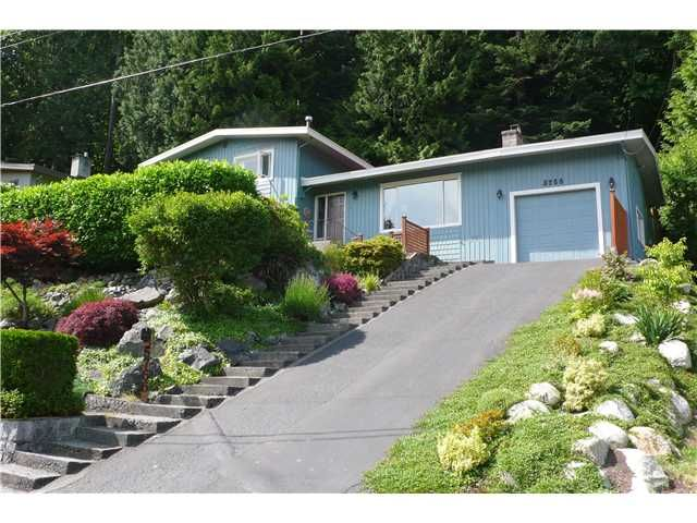 Main Photo: 5766 CRANLEY Drive in West Vancouver: Eagle Harbour House for sale : MLS®# V959444